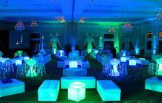 Uplighting & Lounge