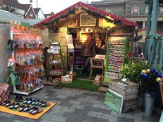 Yours truly looking like an elf in the grotto! (Salisbury Christmas Market)