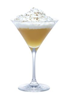Learn how to make a DeKuyper® Pumpkin Butter Martini
