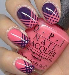 Nail Tape Art Ideas!   Latest   Beautylish