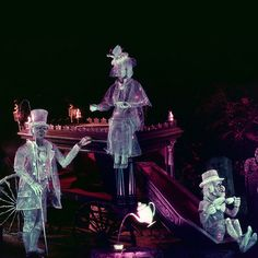 Disney World | Magic Kingdom | Haunted Mansion