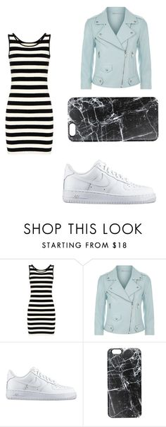 """""""Monday"""" by julietoft on Polyvore featuring Rebecca Minkoff, NIKE and Casetify"""