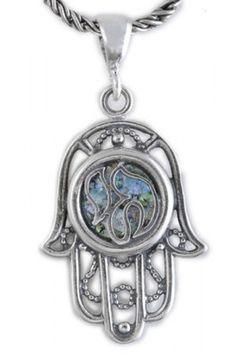 Nice 925 Sterling Silver Pendant Ancient by DavidShamayJewelry