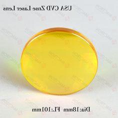 US $35.00 (Buy here - https://alitems.com/g/1e8d114494b01f4c715516525dc3e8/?i=5&ulp=https%3A%2F%2Fwww.aliexpress.com%2Fitem%2FDia-18MM-USA-Plano-Convex-Lens-USA-ZnSe-Materials-Dia-18mm-FL100mm%2F925449614.html) ZnSe Focus Co2 Laser Lens For Laser Cutting Machine(USA ZnSe Materials,Dia 18mm,FL100mm)