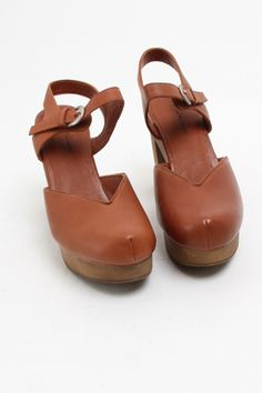 Rachel Comfey platform clogs