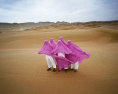 Dunes Like You, 2016, Dubai © Scarlett Hooft Graafland