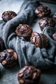 ... chocolate muffins ... (Chocolate Chip Photography)