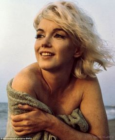 The last photos ever taken of Marilyn Monroe are crazy-beautiful 5