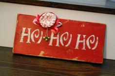 Ho Ho Ho ~By Suzy Leopold