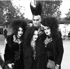 Goth  This isn't even 80's goth this is black friday from youtube
