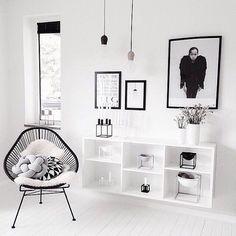 😍😍😍 - @krea_pernille lovely livingroom.