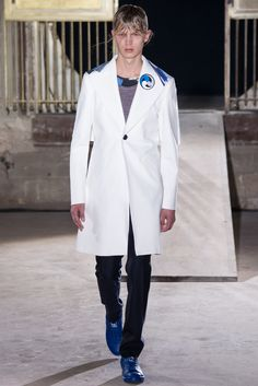 Raf Simons Spring 2015 Menswear - Collection - Gallery - Style.com