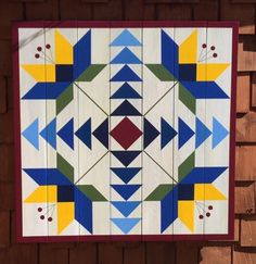 Image result for barn quilt patterns meanings #CountryDecor
