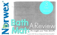 The Norwex Bath Mat