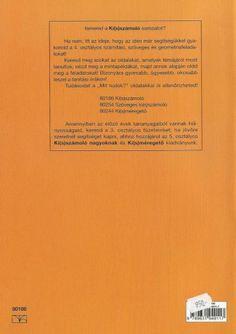 Kiszámoló 4. osztály Education, Math, Mathematics, Math Resources, Teaching, Early Math, Onderwijs, Studying