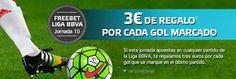 el forero jrvm y todos los bonos de deportes: suertia gana 3 euros por cada gol del Betis vs Ath...