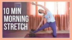 10 min Morning Yoga Stretch with KITTENS 😻 - YouTube Morning Yoga Stretches, Morning Yoga Flow, Morning Yoga Routine, Morning Meditation, Yoga Meditation, 10 Minute Morning Yoga, Online Yoga Classes, Yoga Challenge, Yoga For Beginners