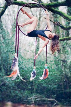Dreamcatcher lyra dance