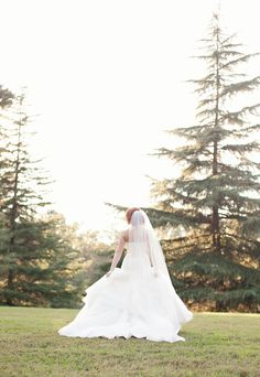 #anjolique  Photography: Paperlily Photography - www.paperlilyphotography.com  Read More: http://www.stylemepretty.com/2014/01/20/oak-hill-the-martha-berry-museum-wedding/