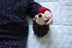 Emma, our Parent Tester, says its spiky back is super tactile for little fingers.