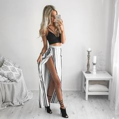 Home of look, Luxury style and Fashion Trend Coverage – Looks Magazine, Home of look, style & fashion trends range from super-bright colours to a new Summer Looks 2018 Ideas Picture Description R. Chic Outfits, Trendy Outfits, Fashion Outfits, Cute Summer Outfits, Spring Outfits, Look Magazine, Mein Style, Festival Looks, Pinterest Fashion