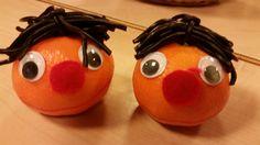 Ernie als traktatie...!