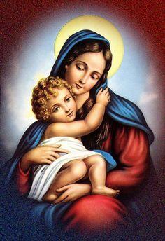 Madonna - Mary & Jesus 61