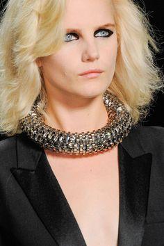 Bijoux, Bijoux: Spring 2014 Runway Jewelry. Sterling Reputation