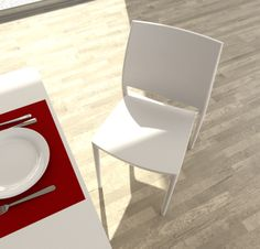 Time for a break! [Siesta Exclusive | Contract Collection | MAYA 140 Table]