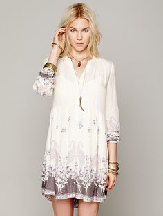 Free People Sierra Valley Shirtdress - have plenty left! They work for every shape and skin tone! Also available in black!