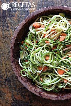 ¡Mira esta sabrosa alternativa vegetariana para cenar!#Light