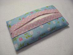 Porta-lenços: Pronto by comofaz, via Flickr