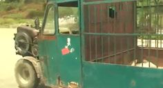 Old Chinese Truck