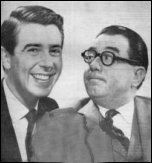 """Crackerjack  - it was Friday night at 5 to 5  I served Leslie Crowther at my saturday job shop once but too shy to present his change with a cheery """"Crackerjack"""" !!"""
