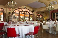En la sala principal restaurante Sumoll