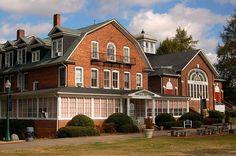 Mars Hill College in North Carolina