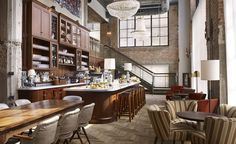 September travel news: editor's picks... resto-lounge, restaurant design, hospitality spaces. interior design