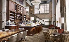 September travel news: editor's picks... resto-lounge, restaurant design, hospitality spaces. interior design