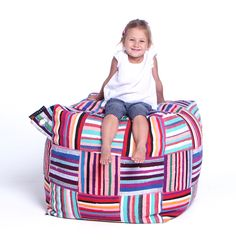 Ejoro | Handwoven Bean Bags | Beanbags | Ashanti Design