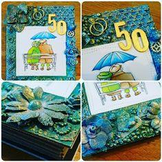 Book card made by HC Design