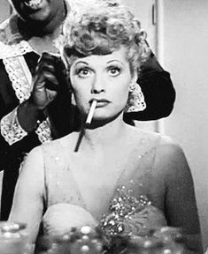 Classic Flicks Chick — sparklingxrain: Lucille Ball in The Big Street....