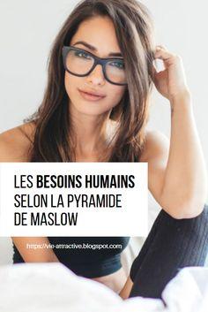 Les besoins humains selon la pyramide de Maslow