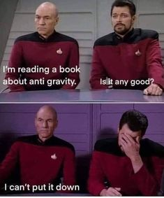 Funny Picture Quotes, Funny Pictures, Funny Quotes, Funny Memes, Hilarious, Funny Pics, Star Trek Meme, Star Wars, Funny One Liners