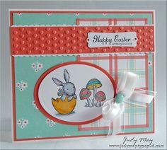Stampin' Up! SU, Just Judy Designs