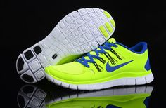 0e9d05a5925c3 Hot Sale Nike Free Run+ 4 Mens Liquid Lime Volt Royal Blue Factory,Nike  Free Shoes on sale,Nike Free Shoes cheap,Nike Free Shoes wholesale,Nike  Free ...