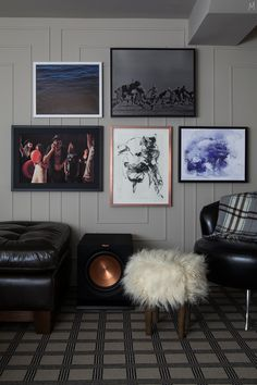 Man Cave Details and