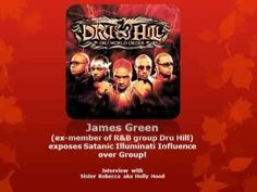 The Satanic Illuminati influence in the group Dru Hill