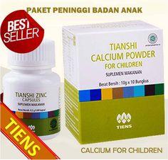 Obat Peninggi Badan Tiens Untuk Anak