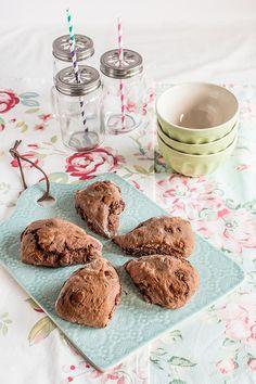 scones chocolate