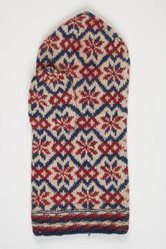 1914 Eesti Viljandi; vald Viljandi, küla Ruudi Fingerless Mittens, Knit Mittens, Mitten Gloves, Knitted Hats, Knitting Stitches, Knitting Designs, Hand Knitting, Wrist Warmers, Hand Warmers